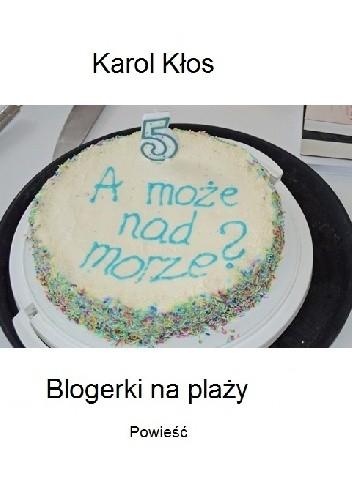 Okładka książki Blogerki na plaży