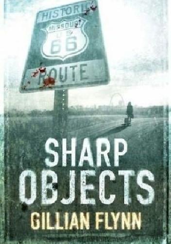 Okładka książki Sharp Objects