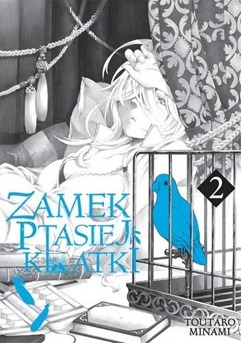 Okładka książki Zamek Ptasiej Klatki 2