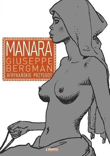 Okładka książki Giuseppe Bergman. Afrykańskie przygody