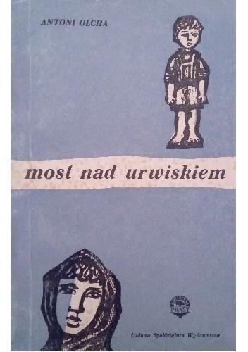 Okładka książki Most nad urwiskiem