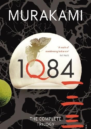 Okładka książki 1Q84. The Complete Trilogy