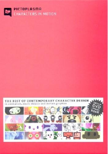 Okładka książki Pictoplasma characters in motion