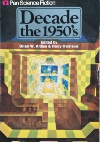 Okładka książki Decade the 1950's