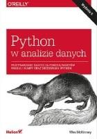 Python w analizie danych. Przetwarzanie danych za pomocą pakietów Pandas i NumPy oraz środowiska IPython.