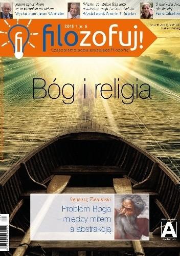 Okładka książki Filozofuj! 2015 nr 6