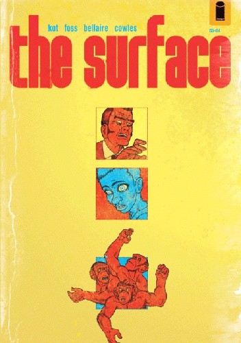 Okładka książki The Surface #3