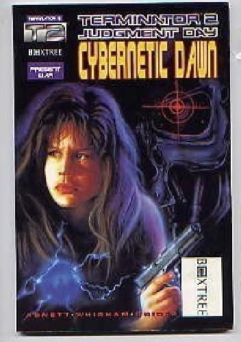 Okładka książki Terminator 2: Cybernetic Dawn