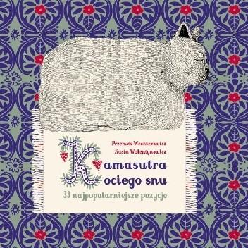 Okładka książki Kamasutra kociego snu