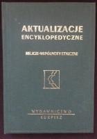 Aktualizacje encyklopedyczne. Religie - wspólnoty etniczne