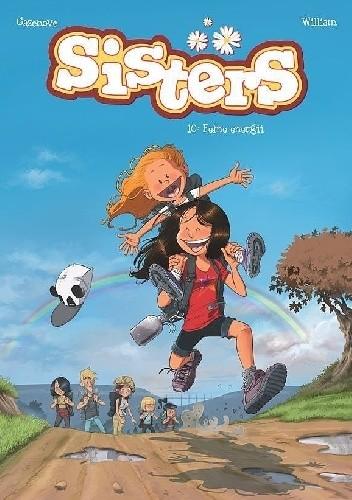 Okładka książki Sisters #10: Pełne energii