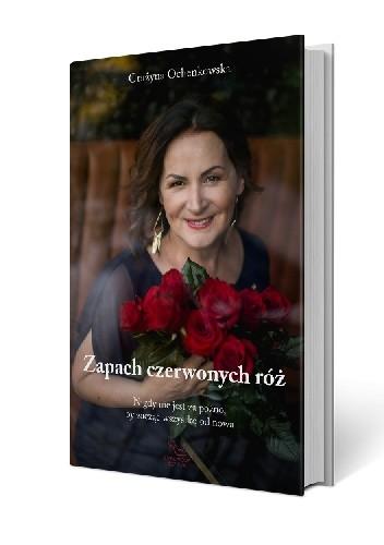 Okładka książki Zapach czerwonych róż