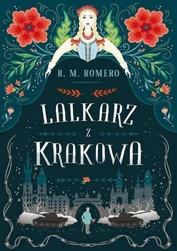 Okładka książki Lalkarz z Krakowa