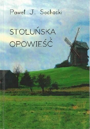 """Okładka książki """"Stołuńska opowieść"""""""