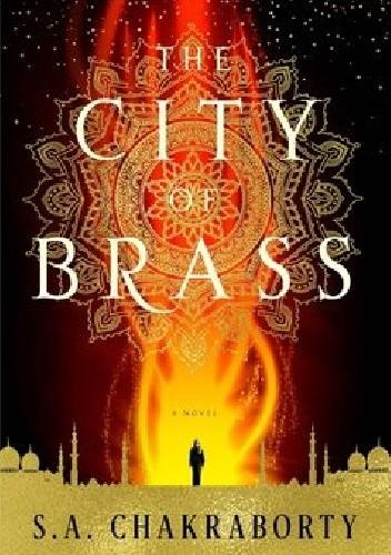 Okładka książki The City of Brass