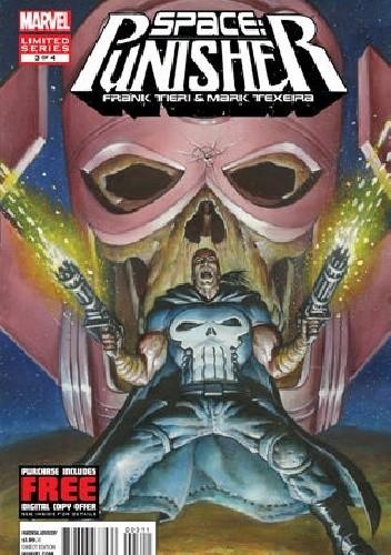 Okładka książki Space Punisher #3