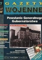 7. Powstanie Generalnego Gubernatorstwa