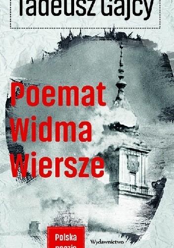 Okładka książki Poemat Widma. Wiersze