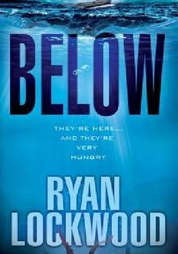 Okładka książki Below