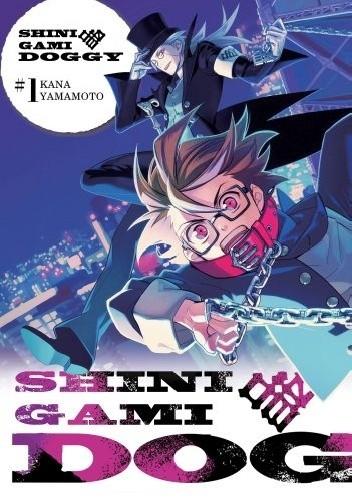 Okładka książki Shinigami DOGGY #1
