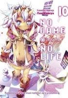 No Game No Life 10 (light novel)
