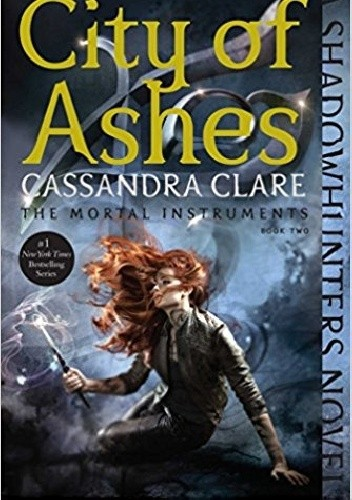 Okładka książki City Of Ashes