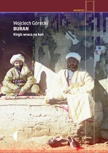 Okładka książki Buran. Kirgiz wraca na koń