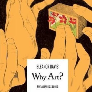 Okładka książki Why art?
