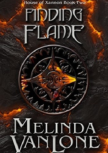 Okładka książki Finding Flame