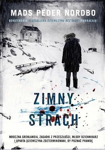 Okładka książki Zimny strach