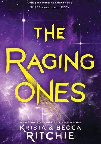 Okładka książki The Raging Ones