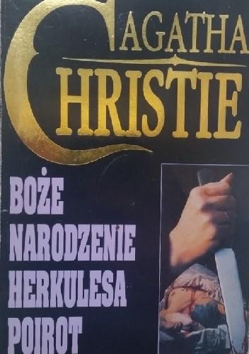 Okładka książki Boże Narodzenie Herkulesa Poirot