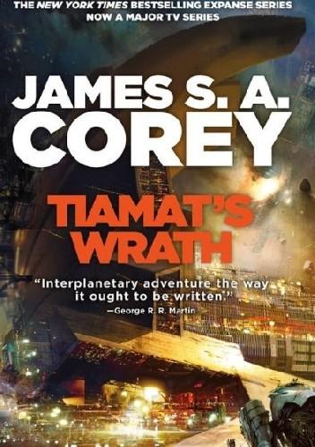 Okładka książki Tiamath's Wrath