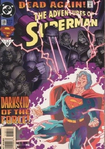 Okładka książki Adventures Of Superman Vol.1 #518