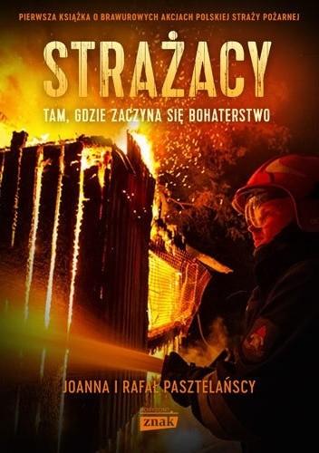 Okładka książki Strażacy