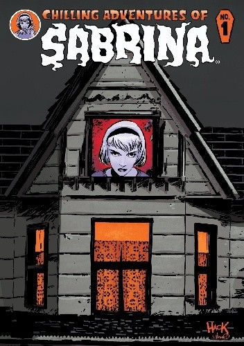 Okładka książki Chilling Adventures of Sabrina #1