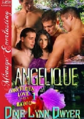 Okładka książki Angelique
