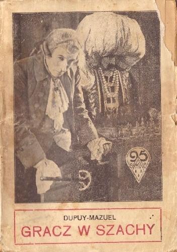 Okładka książki Gracz w szachy. T. 2