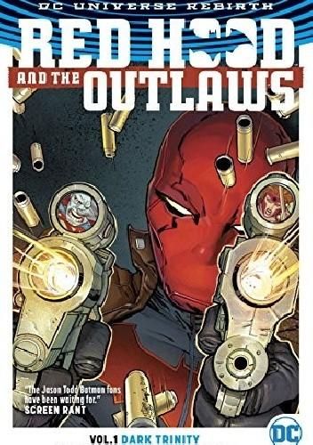 Okładka książki Red Hood and The Outlaws vol 1
