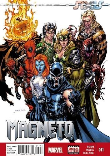 Okładka książki Magneto Vol 3 #11