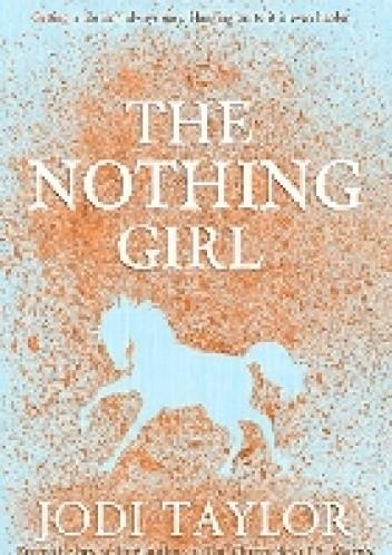 Okładka książki The Nothing Girl