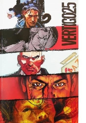 Okładka książki Vertigo25: Najlepsze powieści graficzne