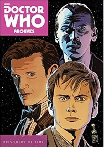 Okładka książki Doctor Who: Prisoners of Time
