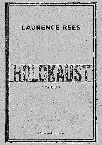 Okładka książki Holokaust. Nowa historia