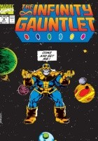 The Infinity Gauntlet: Cosmic Battle on the Edge of the Universe!