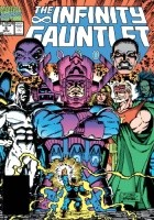 The Infinity Gauntlet: Astral Conflagration