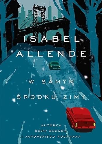 Okładka książki W samym środku zimy