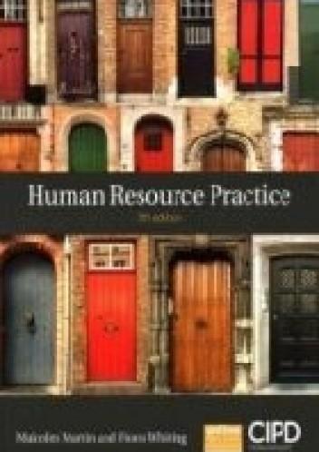 Okładka książki Human Resource Practice