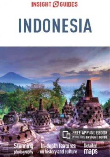 Okładka książki Indonesia - Insight Guides