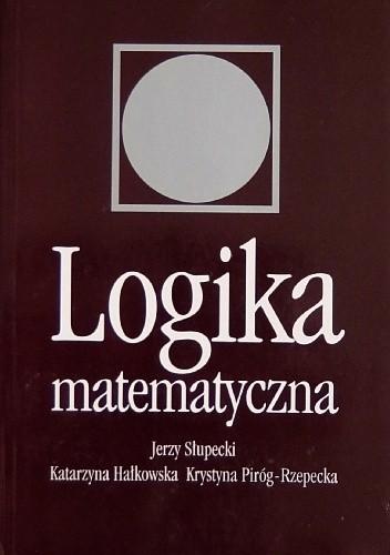 Okładka książki Logika matematyczna